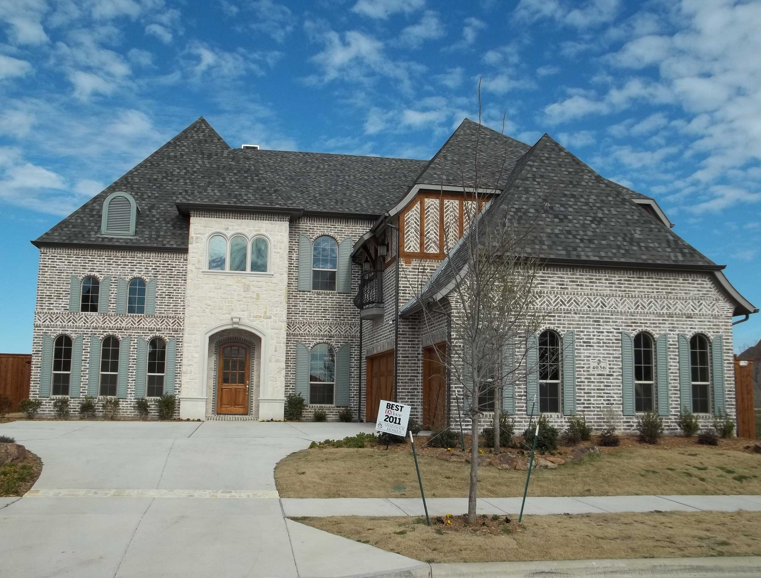 packer brick supplier of custom brick and stone for custom homes